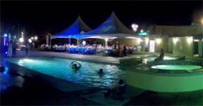 Verde azul jardin de eventos mexicali salones para eventos for Jardin xochimilco mexicali