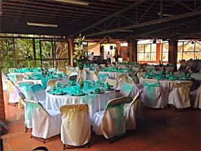 Hacienda San Andrés - Salones