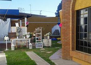 Villa kachemak saltillo salones para eventos for Jardin de fiestas villa lili texcoco