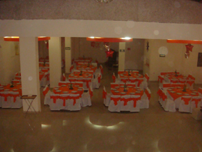 Sal n de eventos minage m xico df for Pabellon m salon de eventos