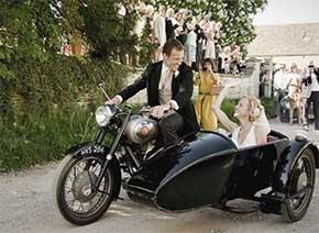 coche boda